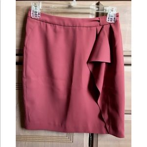 H&M business casual skirt